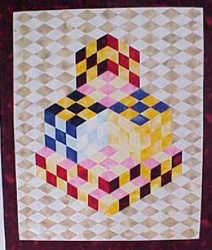 Quilt by Tomme Fent