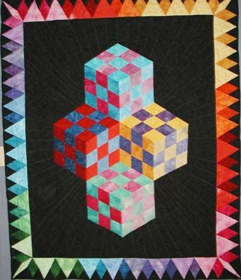 Quilt by Nancy Rutledge