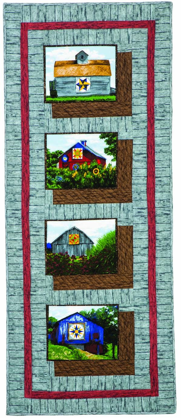 Quilt Trails - Shadow Boxes