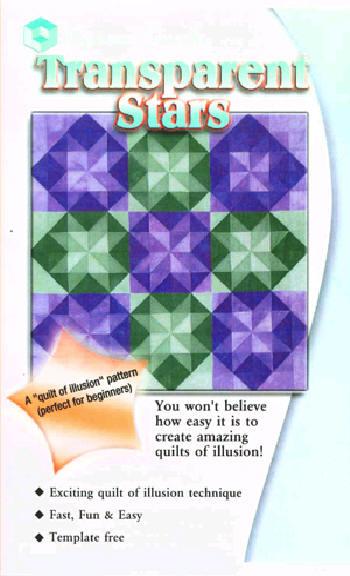 Transparent Stars 42 x 42