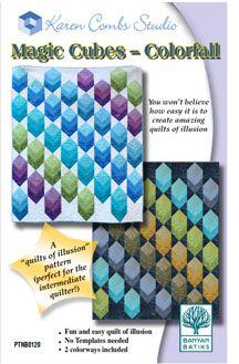 Magic Cubes Colorfall