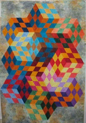 Patchwork Illusions (6 hour virtual class)