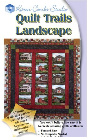 Quilt Trails Landscape