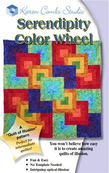 Serendipity Color Wheel pattern