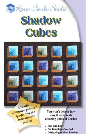 Shadow Cubes cover