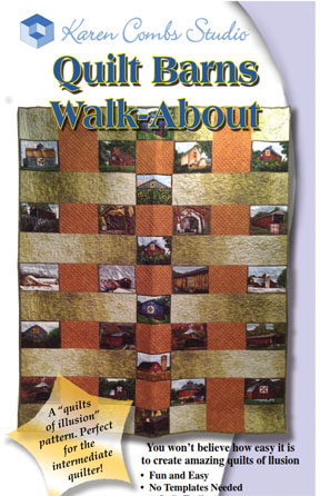 Quilt Barns Walk-About
