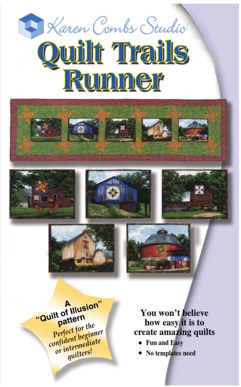 Quilt Trails Runner